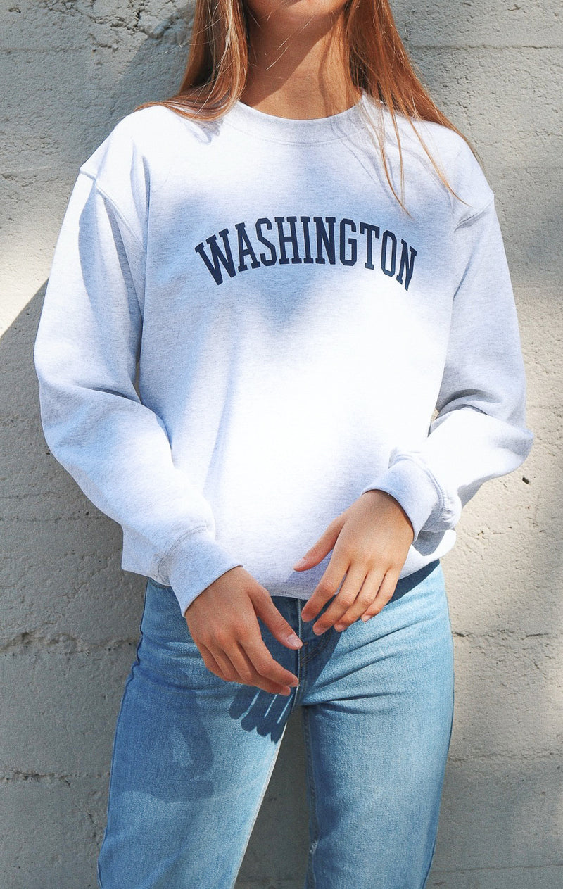 NYCT Clothing Washington Sweatshirt