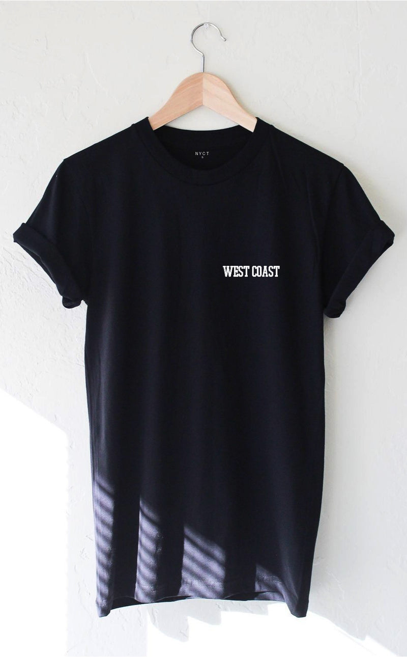 NYCT Clothing West Coast Tee