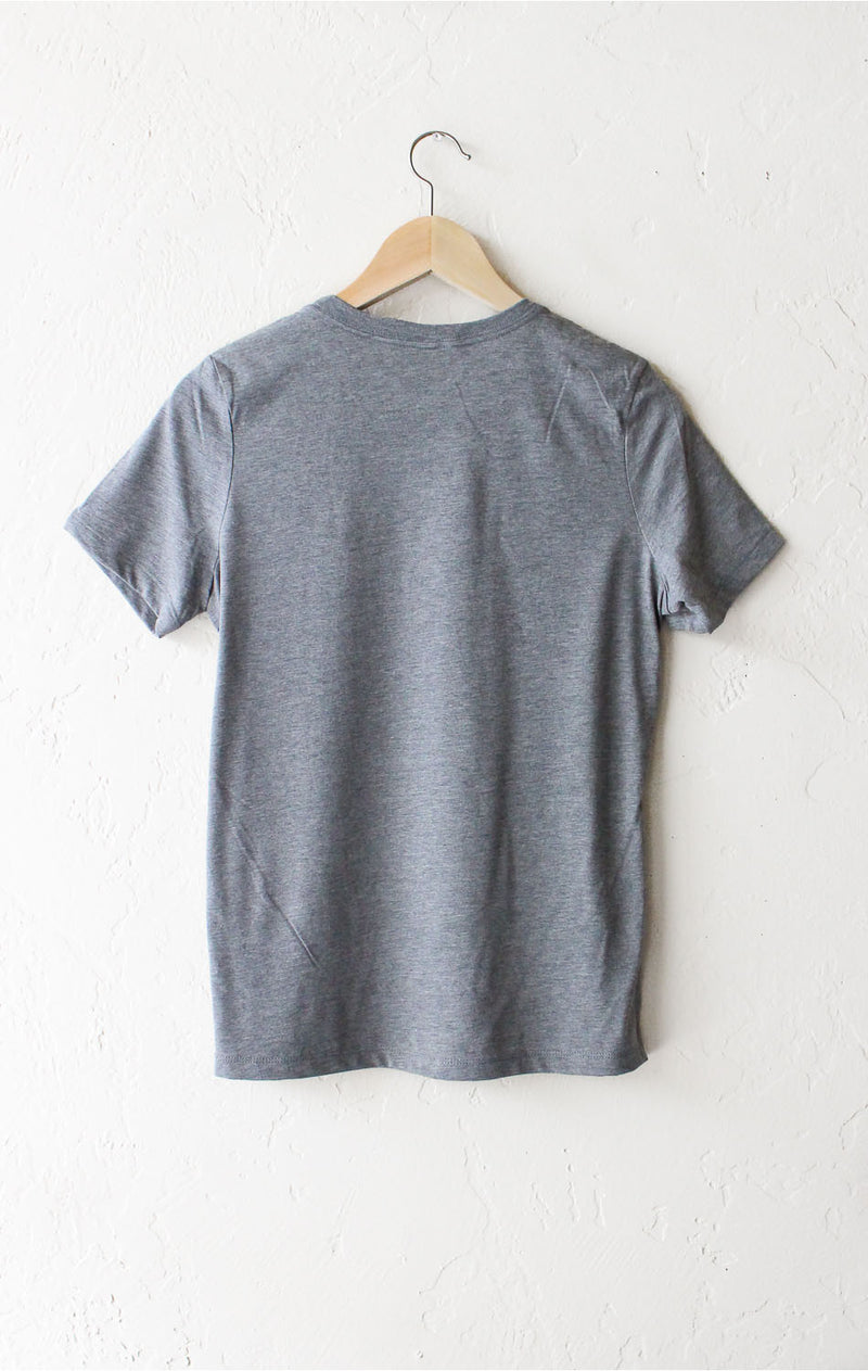 West Coast Relaxed Tee - Grey