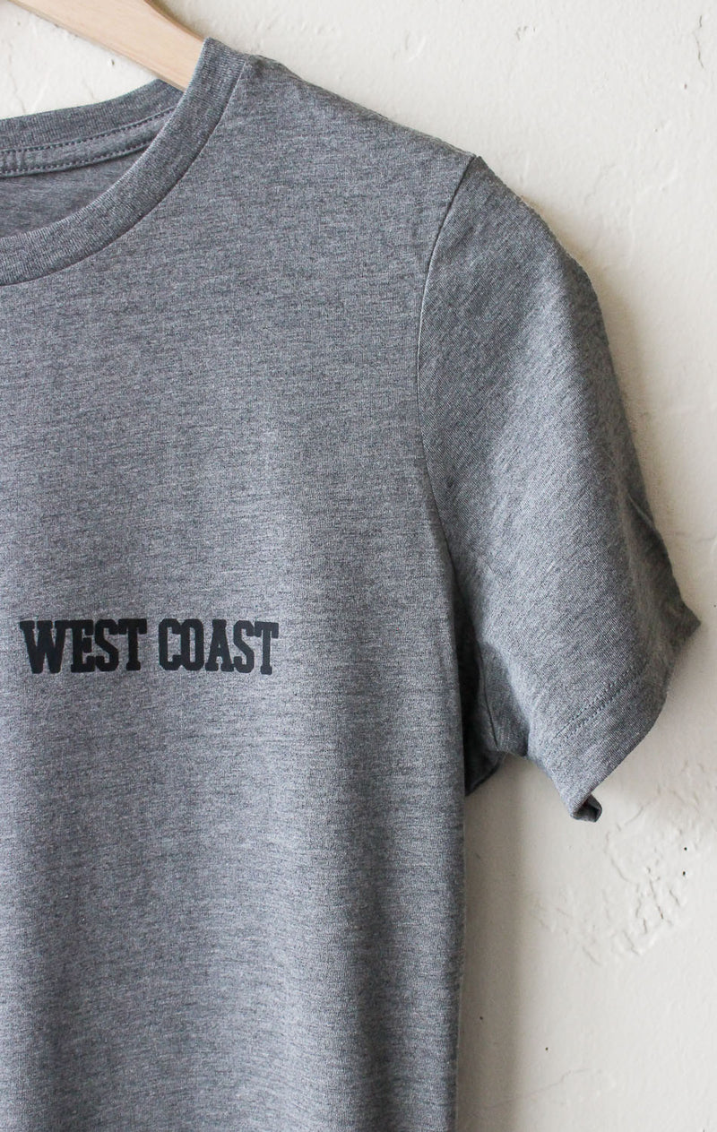 NYCT Clothing West Coast Relaxed Tee