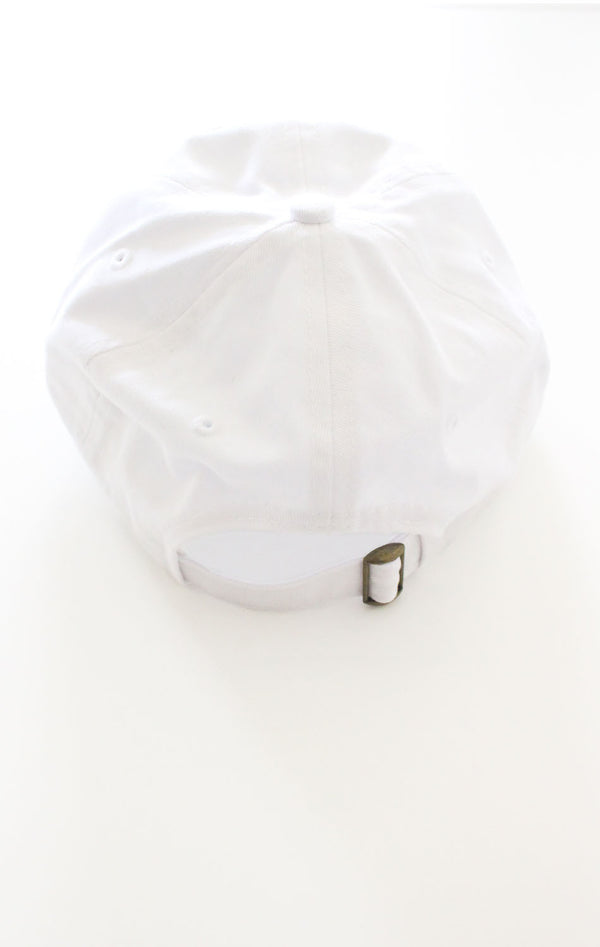 NYCT Clothing Babe Cap - White