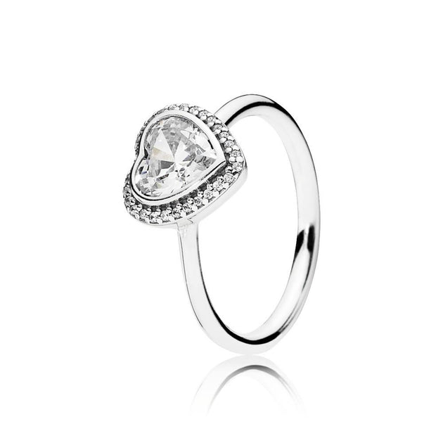 Sparkling Love, Clear CZ
