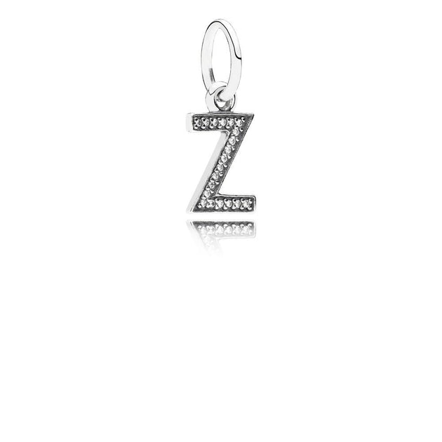 Letter Z, Clear CZ