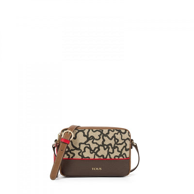 Multi-leather color Elice Crossbody bag, Tous, Handbags