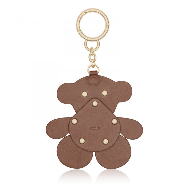 Brown Oso Mobile Key ring, TOUS, Accessories