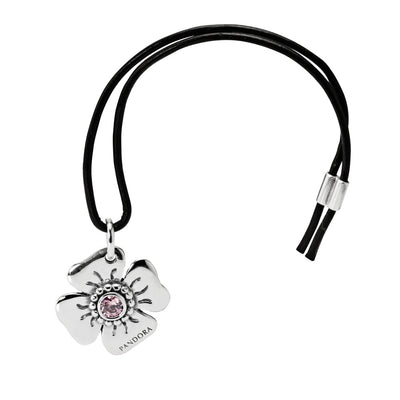 Daisy, Clasp Opener, Pink CZ