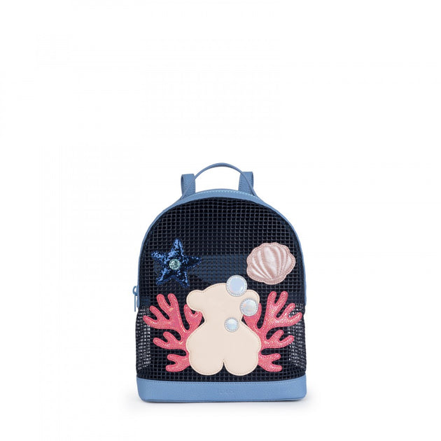 Blue Belmart Sea Backpack, Tous