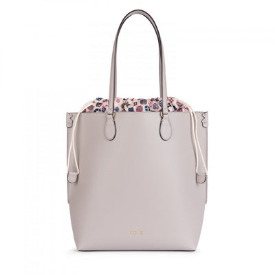 Medium beige Mother's Day Shopping bag, Tous