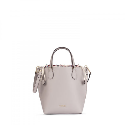 Small beige Mother's Day Shopping bag, Tous