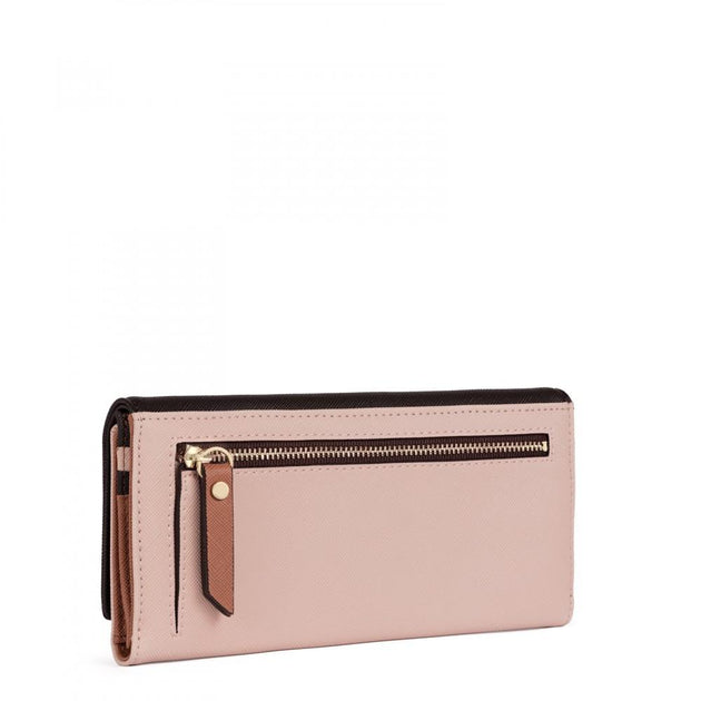 Medium brown-rose colored Essence Wallet