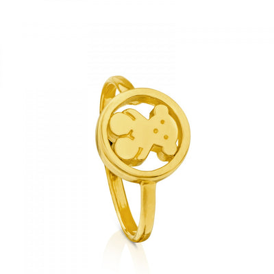 Camille Ring in Gold, Tous, Ring