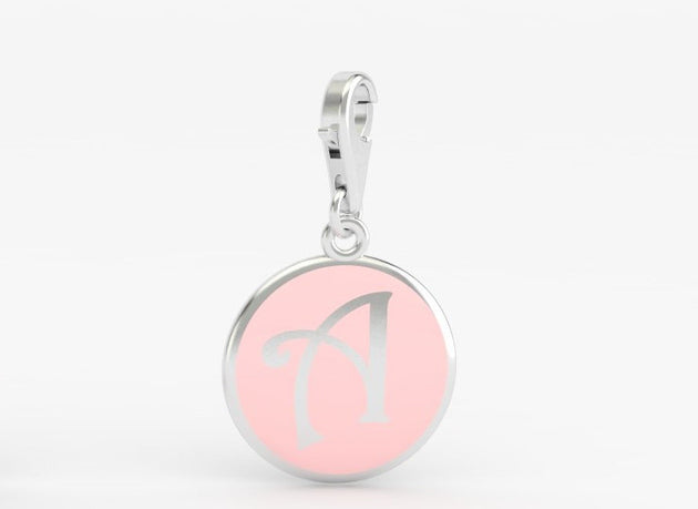 Luv Letter 'A' Bridle Charm