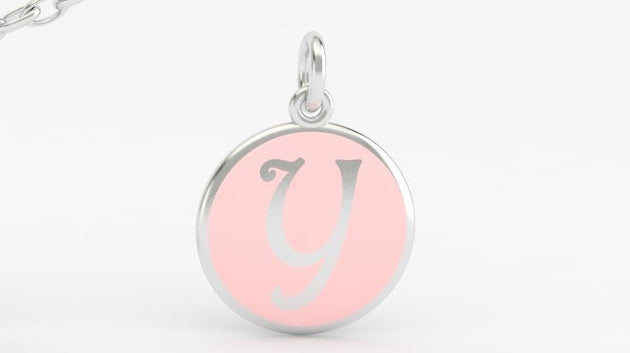 Luv Letter 'Y' Pendant