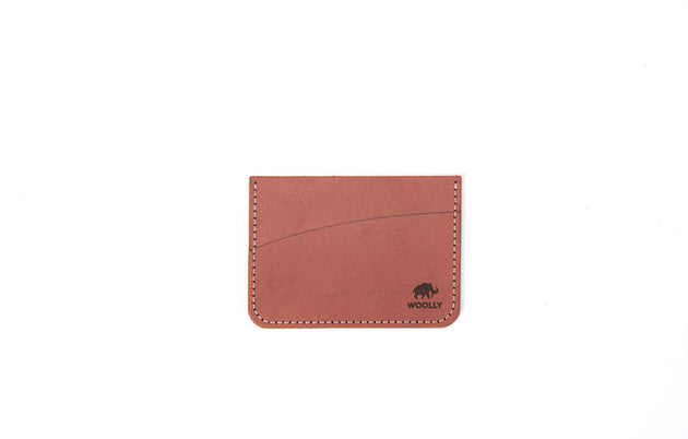 Half Wallet (Brown)