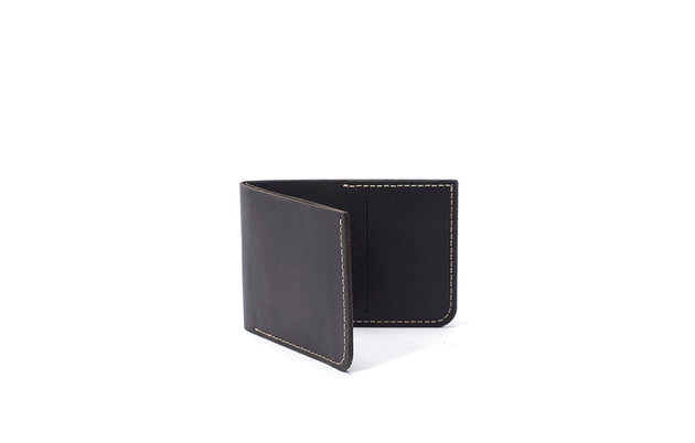 Landscape Wallet (Black)