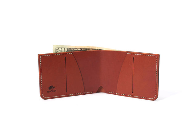 Landscape Wallet (Brown)