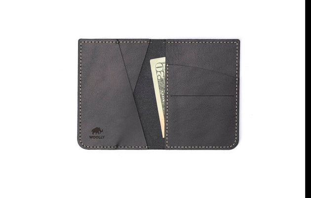 Portrait Wallet (Black)