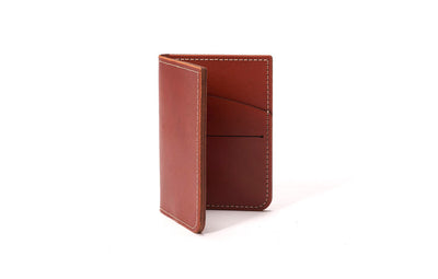 Portrait Wallet (Brown)