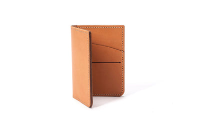 Portrait Wallet (Natural)