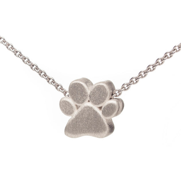 Perfect Puppy Paw Pendant