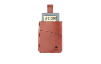 Tab Wallet (Brown)