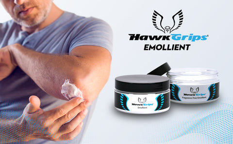 HawkGrips Emollient Soft Tissue Mobilization Cream for Recovery HGE01