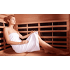 Clearlight Premier IS-C Three Person Jacuzzi Far Infrared Home Sauna