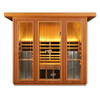 Clearlight Outdoor Sanctuary 5 Person Full-Spectrum Infrared Sauna