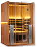 Clearlight Outdoor Sanctuary 2 Person Full-Spectrum Infrared Sauna