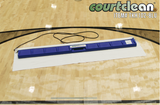 COURTCLEAN® 6' Damp Mop System For Gym Floor Maintenance