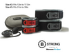HawkGrips BStong 4 Band Blood Flow Restriction Individual Package