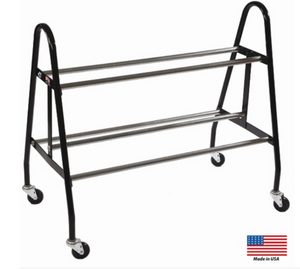 Blazer Athletic Equipment Strong and Durable A-Frame Ball Cart