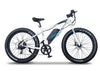 Emojo Wildcat PRO - 500W or 750W Fat Tire Electric Mountain Bike