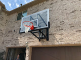 First Team WallMonster Playground Wall Mount Basketball Goal