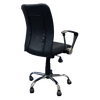 Dreamseat Curve Task Chair Denver Nuggets Alt XZOCCURVE PSNBA30063