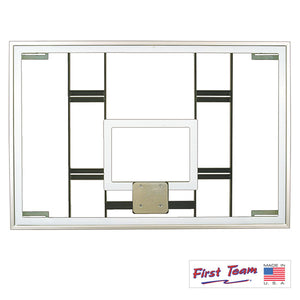 First Team FT241 Competition Glass Basketball Backboard