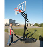 First Team OmniJam Turbo Portable Basketball Goal