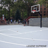 First Team Legend Playground Dual Fixed Height Basketball Goal