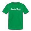Toddler Cursive Logo Tee - kelly green