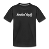 Youth Cursive Premium Tee - black