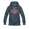 Women's Premium Hoodie - heather denim