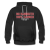 Hundred Hustle No Handouts Mens Hoodie Sweatshirt Black/Navy/Royal Blue/Olive/Charcoal/Heather Grey/ - black