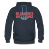 Hundred Hustle No Handouts Mens Hoodie Sweatshirt Black/Navy/Royal Blue/Olive/Charcoal/Heather Grey/ - navy