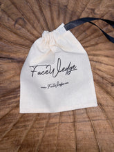 Load image into Gallery viewer, Reusable Cotton Face Mask Bag - FaceWedge