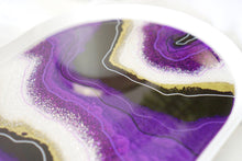 Load image into Gallery viewer, Agate Decorative Tray