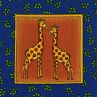 Face Mask - Zoo Animals, Giraffe