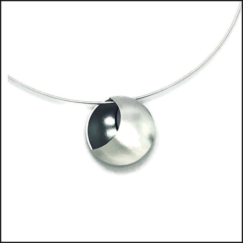 2 Moons pendant large