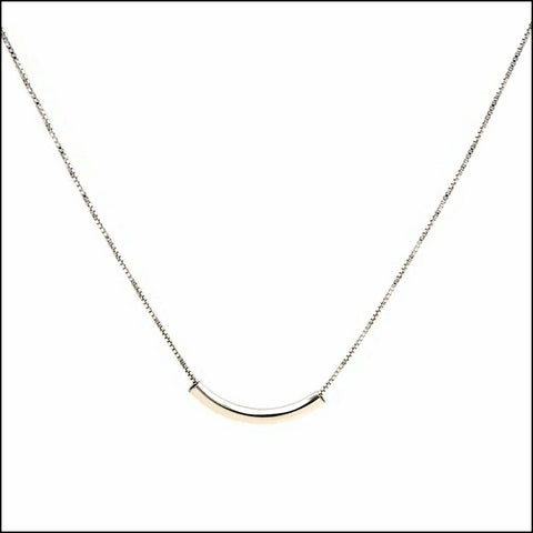 bar pendant short curve
