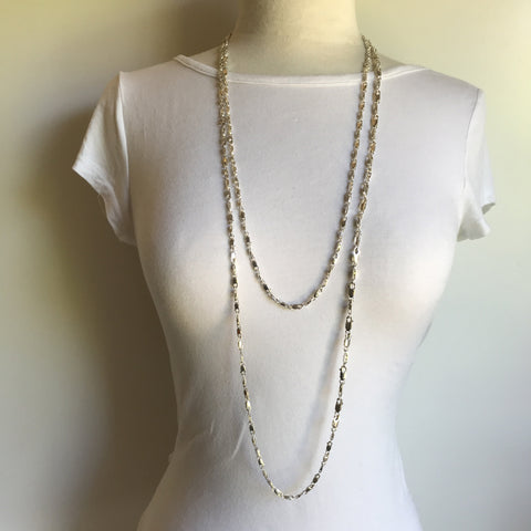 clasps - a whole lot of them - single and layered necklaces or multi-wrap bracelets