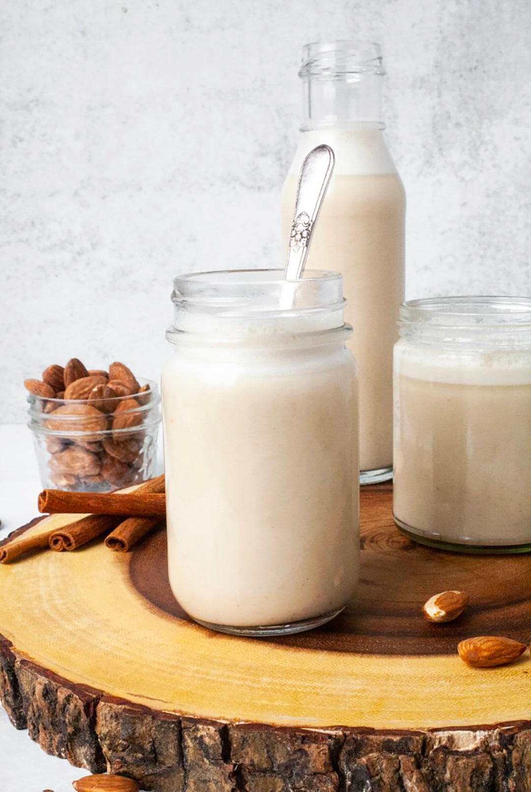 Easy Homemade Almond Milk - Octonuts California Almond Protein Powder